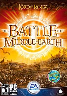 Lord of the Rings: The Battle For Middle Earth